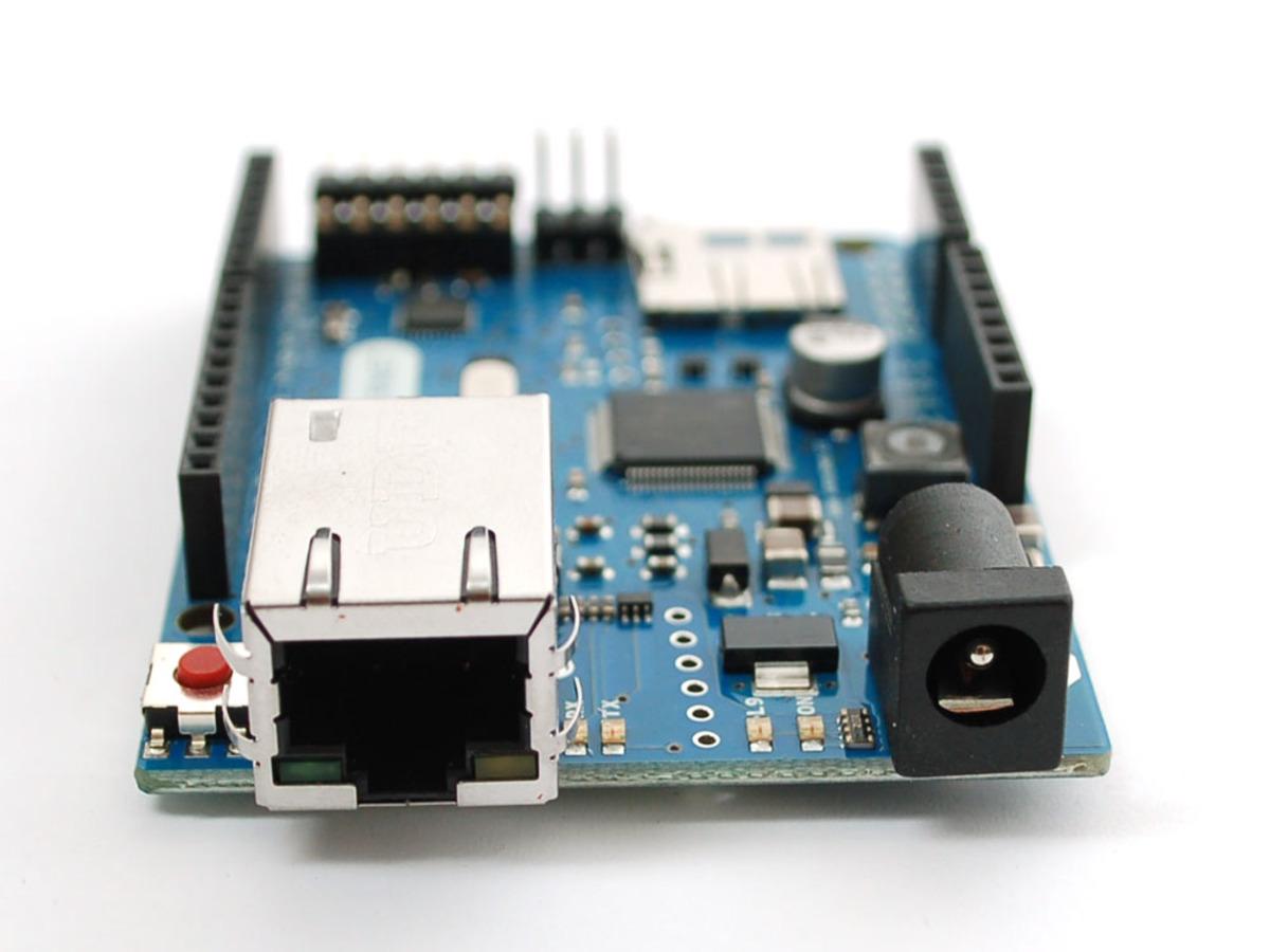 Arduino uno ethernet id  adafruit