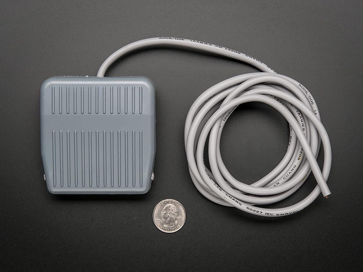 Foot switch ID 423 750 Adafruit Industries Unique fun – Industrial Foot Switch Wiring Diagrams