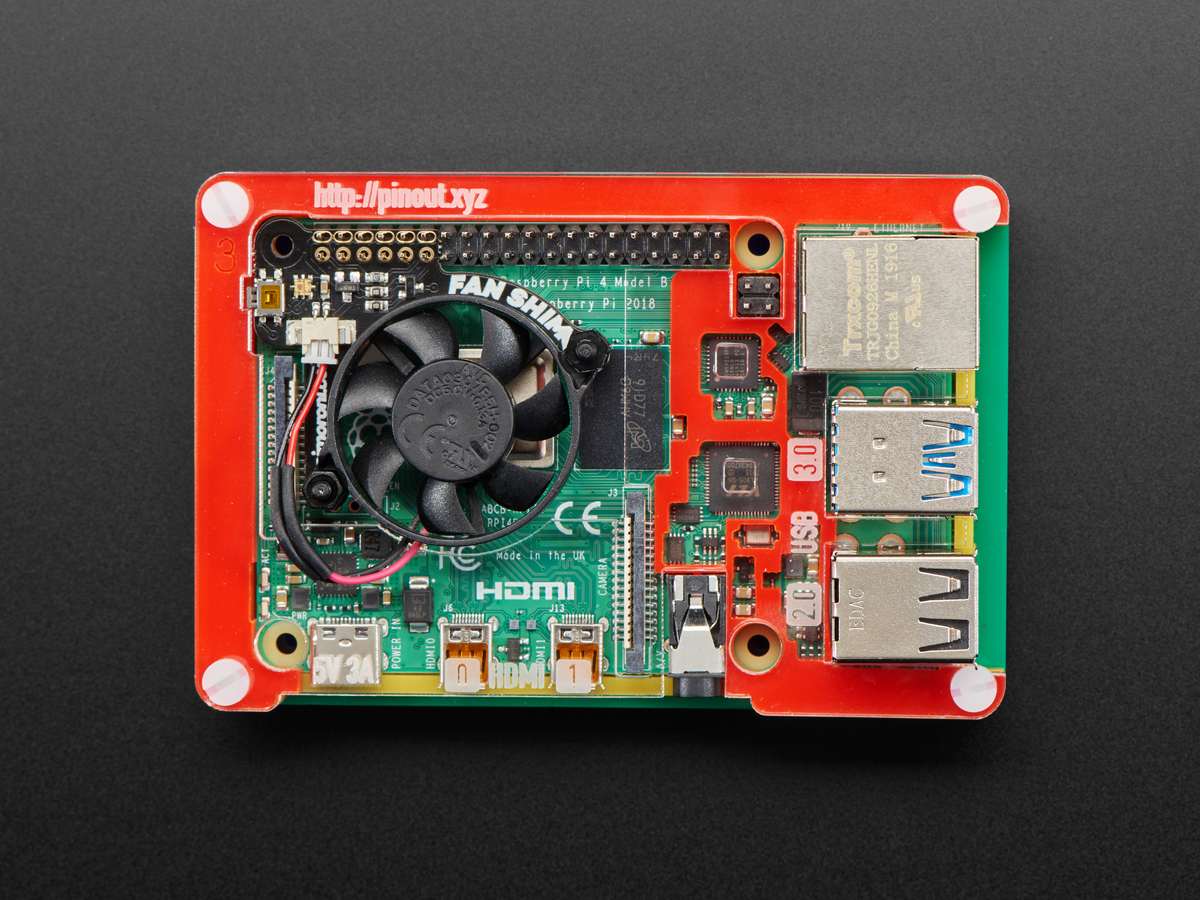 28 LED RGB Shim Board per Raspberry Pi-pimoroni