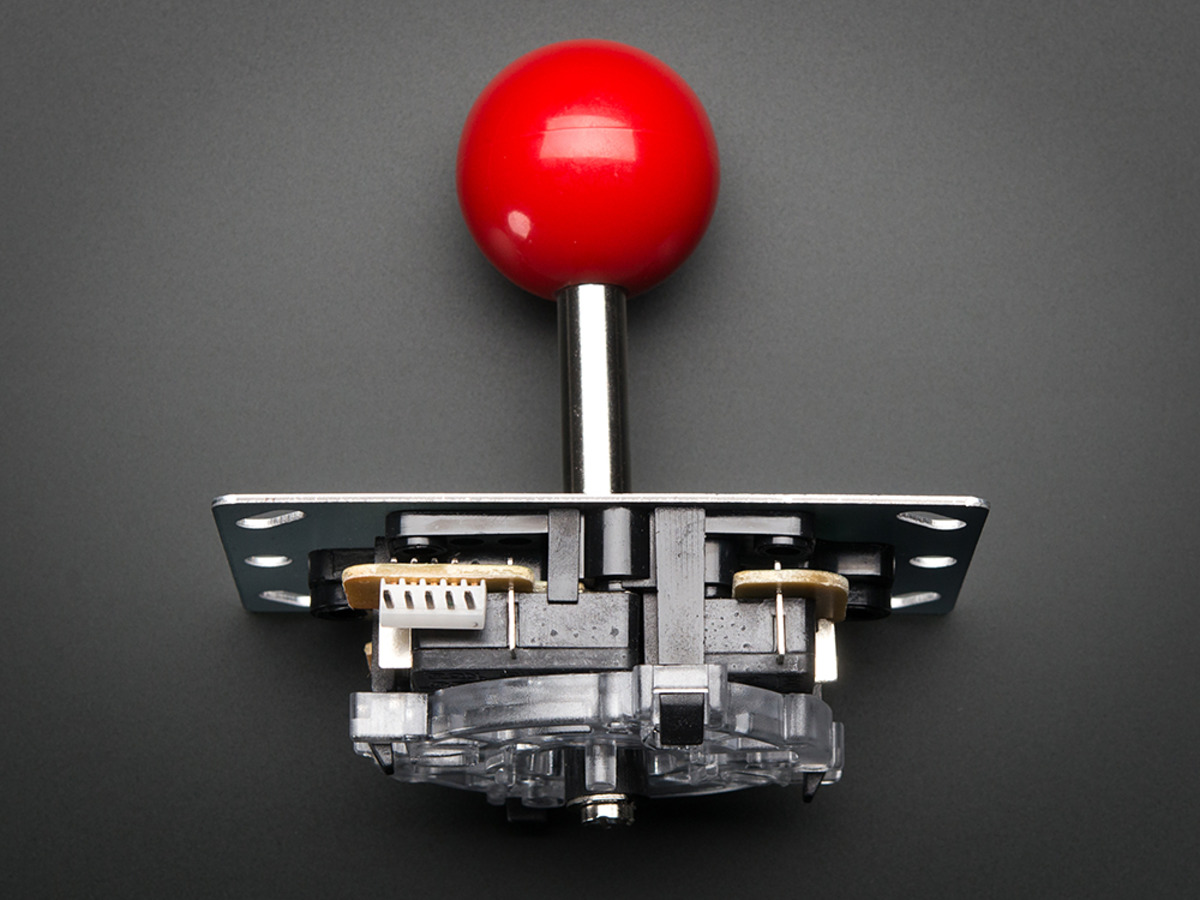 Small Arcade Joystick Id 480 14 95 Adafruit