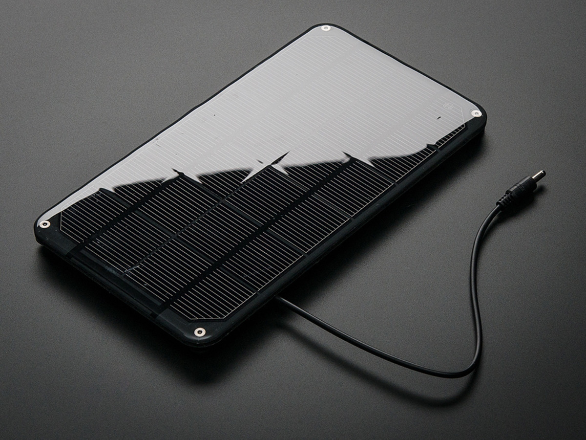 Large 6v 3 4w Solar Panel 3 4 Watt Id 500 39 00
