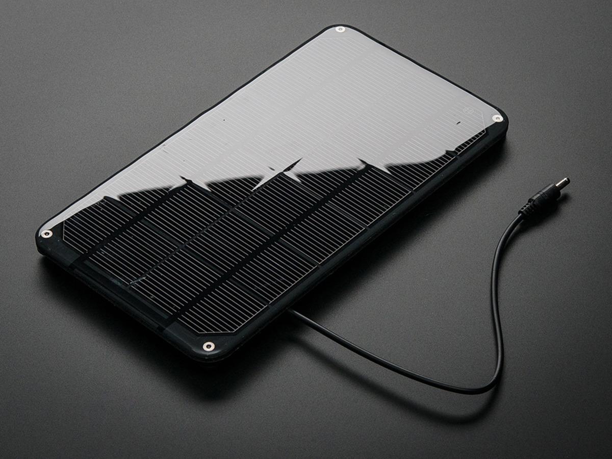 Large 6v 3 5w Solar Panel 3 5 Watt Id 500 39 00