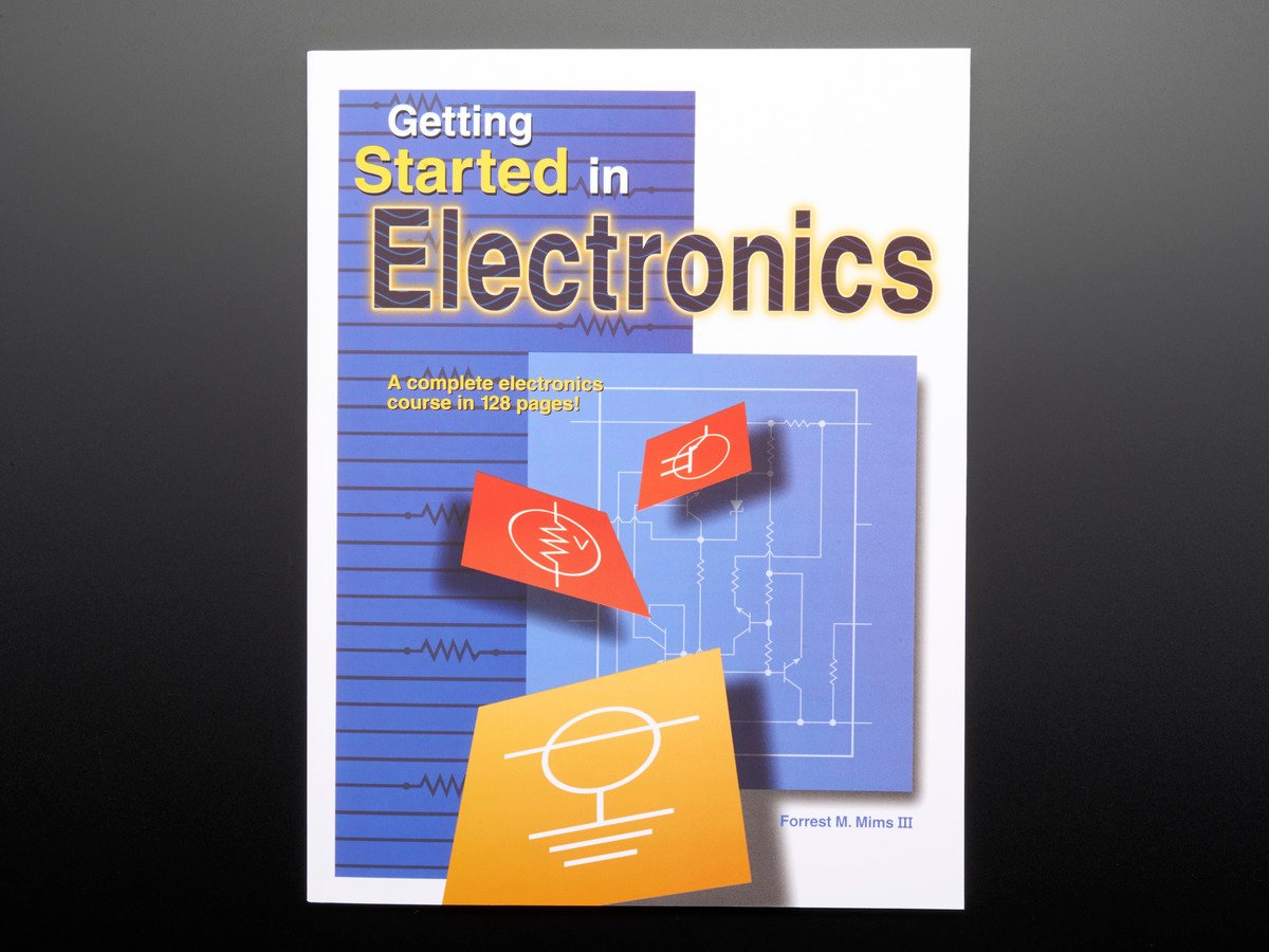 Getting Started In Electronics By Forrest M Mims Pdf