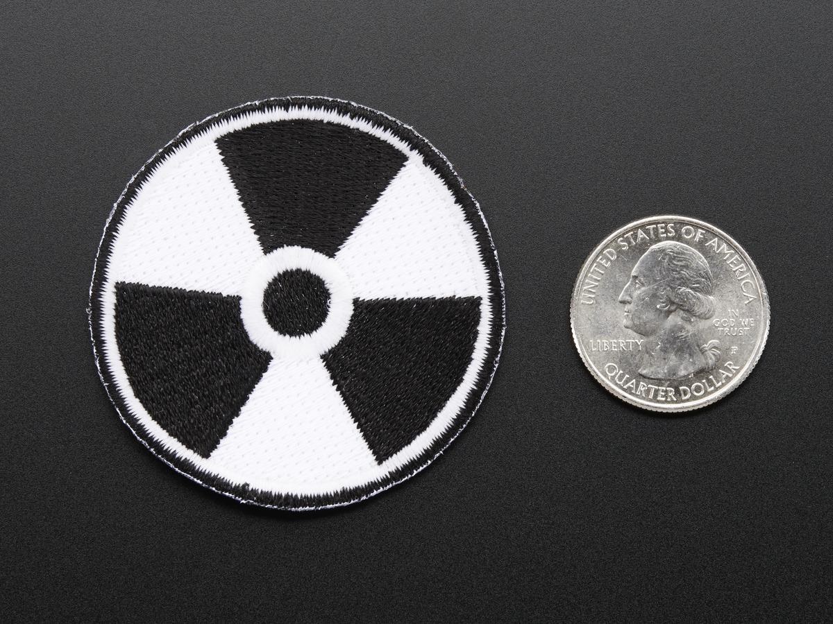 Geiger Counter Kit Radiation Sensor Id 483 9995 Adafruit Circuits Glow In The Dark Skill Badge