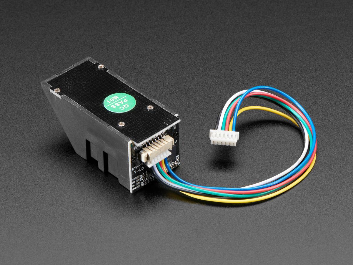 Fingerprint Sensor Id 751 4995 Adafruit Industries Unique Electronics Gt Circuit Components Optoelectronics