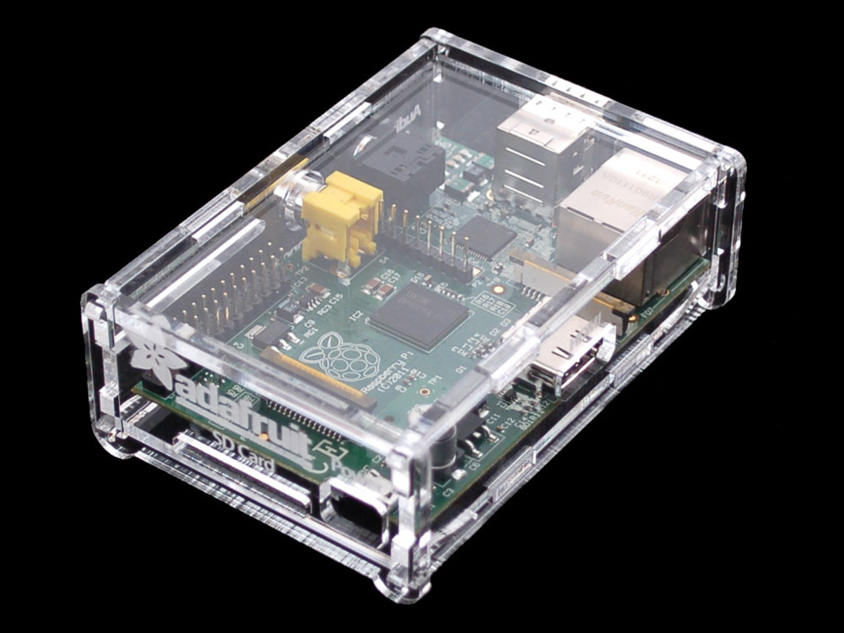 Enclosure For Raspberry Pi Model A Or B