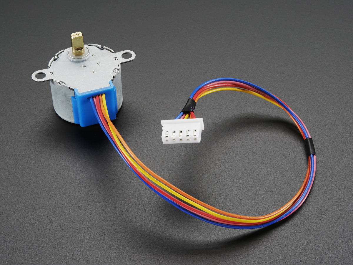 Wire for motors trusted wiring diagram types of steppers all about stepper motors adafruit learning system wire size calculator for motors small greentooth