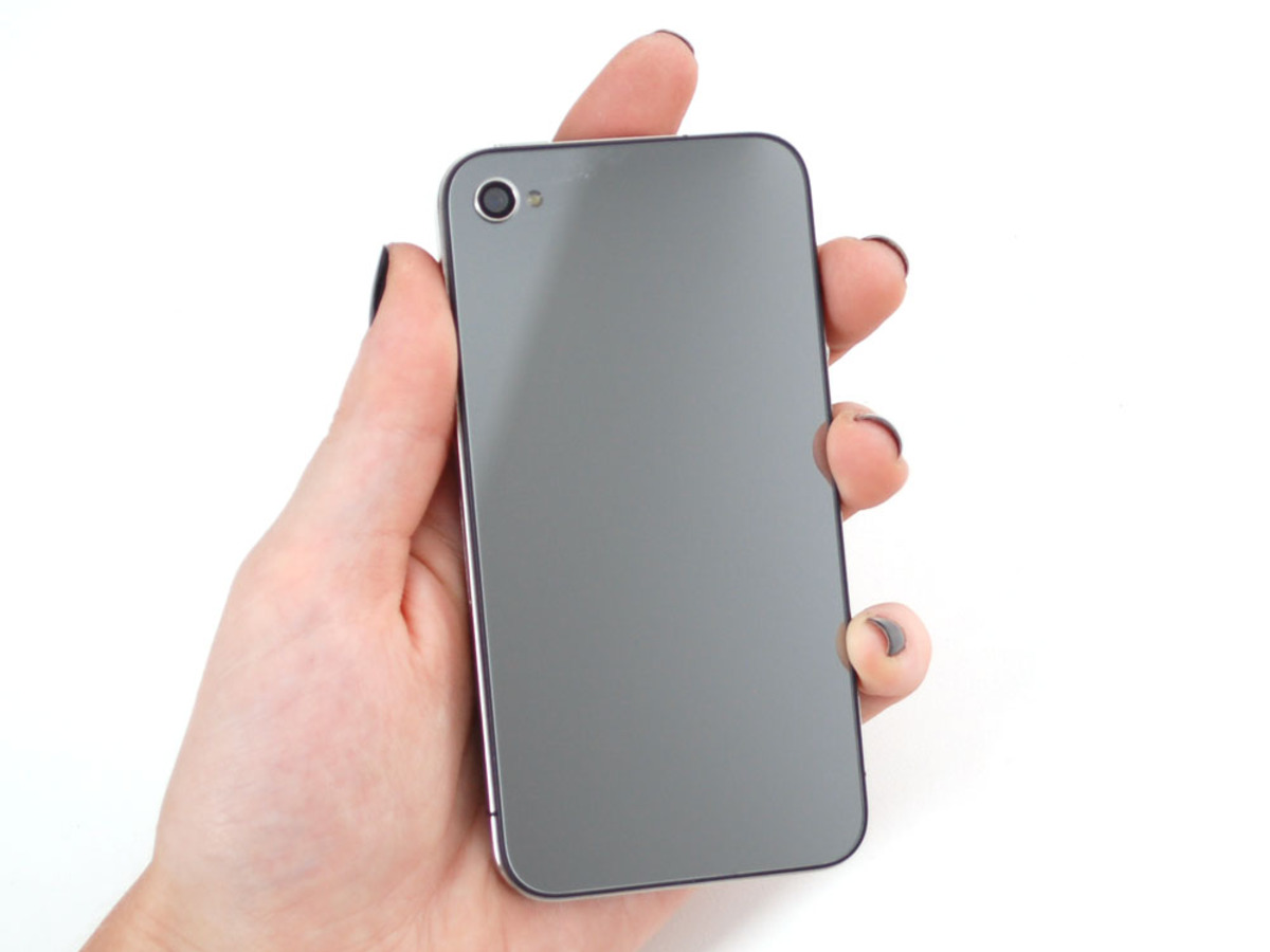 Mirror iphone replacement back iphone 4s id 926 19 for Miroir iphone