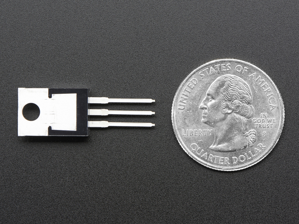 Tip120 Power Darlington Transistors 3 Pack Id 976 250 Dc Motor Controller Using Transistor Tip31