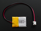 Lithium Ion Polymer Battery - 3.7v 150mAh