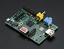Raspberry Pi Model A 256MB RAM