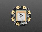 Top shot of Flora Wearable Ultimate GPS Module