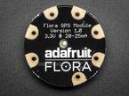 Back shot of Flora Wearable Ultimate GPS Module