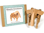 Elly the Elephant cardboard robot packaging