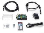 RaspBMC Pack for Raspberry Pi - Includes IRKey & Remote
