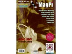 """Front cover of magazine """"The MagPi - Issue 18"""" featuring after dark infrared cameras."""