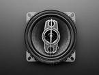 Large 20W 4 Ohm Full Range Speaker