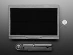 "10.1"" 1366x768 Display IPS + Speakers - HDMI/VGA/NTSC/PAL"