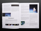 Two pages from the Hackaday Omnibus.