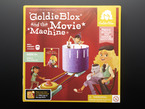 Goldie Blox and the Movie Machine outer packaing