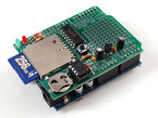 Adafruit Data logging shield for Arduino - v1.0