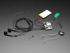 Adafruit FONA  Starter Pack with battery, antenna, speaker and headset