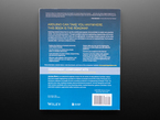 """Back cover of Exploring Arduino: Tools and Techniques for Engineering Wizardry"""""""