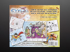 """back cover of """"The Cynja Field Instruction Manual"""""""