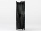Filament spool with black filament