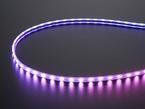 Adafruit NeoPixel Digital RGB LED Strip with different rainbow lights