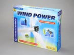 Outer packaging of Thames & Kosmos Wind Power Kit