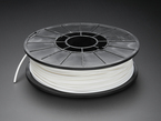 Spool of Cheetah Filament for 3D Printers - snow color with 3mm Diameter.