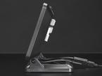 Reverse side shot of assembled Smarti Pi display.