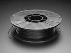 Spool of Cheetah NinjaFlex Filament for 3D Printers - midnight color with 1.75mm Diameter.