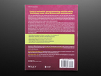 """Back cover of """"Adventures in Minecraft"""""""