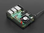 Fan installed onto Raspberry Pi