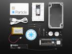 Particle Asset Tracker – 3G Americas/Aus