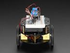 Back detail of assembled Robot