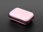 Maker-Friendly Zipper Case in Pink