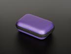 Maker-Friendly Zipper Case in Purple
