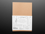 Toolshed Journal back with slipcover