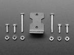 Bracket and mounting hardware