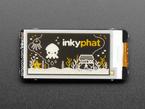 Pimoroni Inky pHAT - 3 Color eInk Display - Yellow/Black/White
