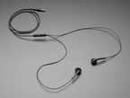 Analog Potentiometer Volume Adjustable TRRS Headset