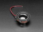 Round Speaker 40mm Diameter with wires