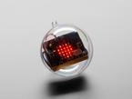 7cm Diameter DIY Ornament Kit with micro:bit board inside
