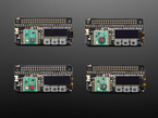 Adafruit Radio Bonnets with OLED - RFM69 or LoRa - RadioFruit