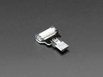 DIY USB Cable Part with Straight Micro B Plug