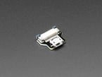 DIY USB Cable Parts - Straight Micro B Jack