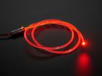 Red Fiber Optic Light Source 1 watt